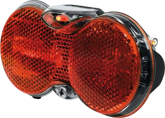 Herrmans Hgoggle Xi On/off Led Achterlicht 50 Mm
