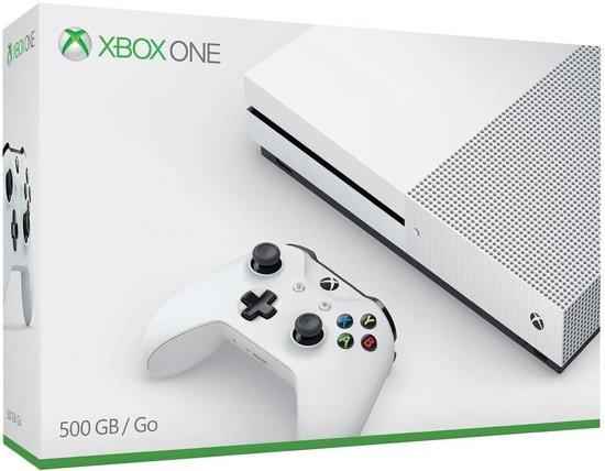 Xbox One S console 500 GB