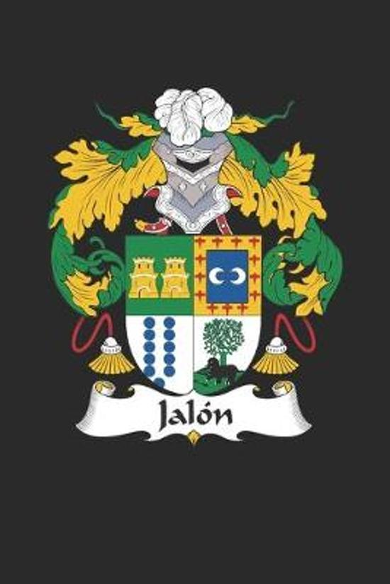 Jalon: Jalon Coat of Arms and Family Crest Notebook Journal (6 x 9 - 100 pages)
