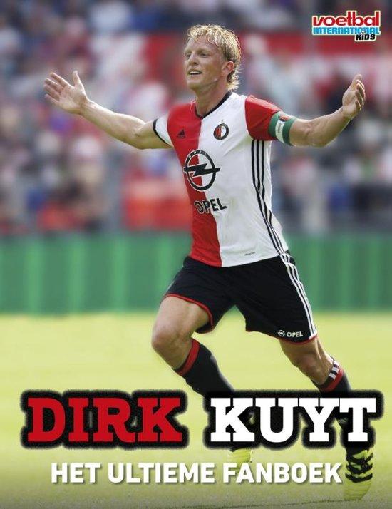 Boek cover Dirk Kuyt van Redactie Vi (Hardcover)