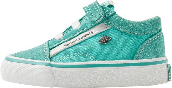 British Knights MACK Baby meisjes sneakers laag Mint maat 26