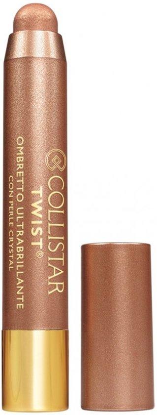 Collistar Twist Eye Shadow Oogschaduw 1 st - 102 - Gold Coral