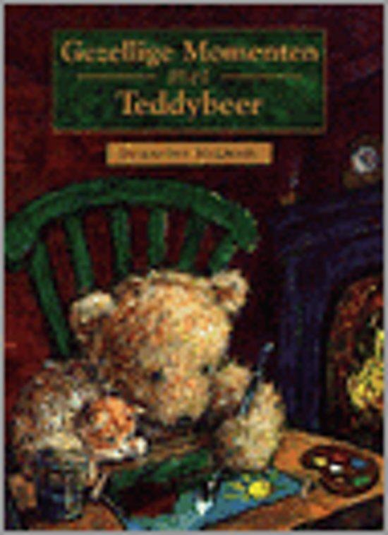Gezellige momenten met teddybeer
