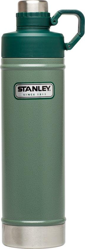 Stanley Classic Vacuum Drinkfles - 750 ml - RVS - Hammertone Green