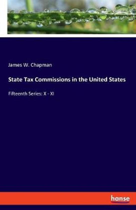 State Tax Commissions in the United States