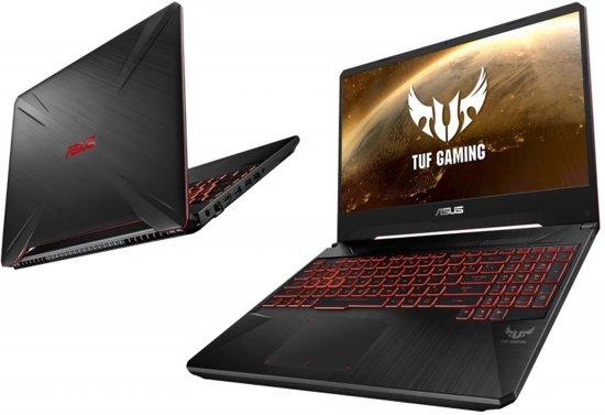 Asus TUF Gaming FX505D - Gaming Laptop - 15.6 Inch