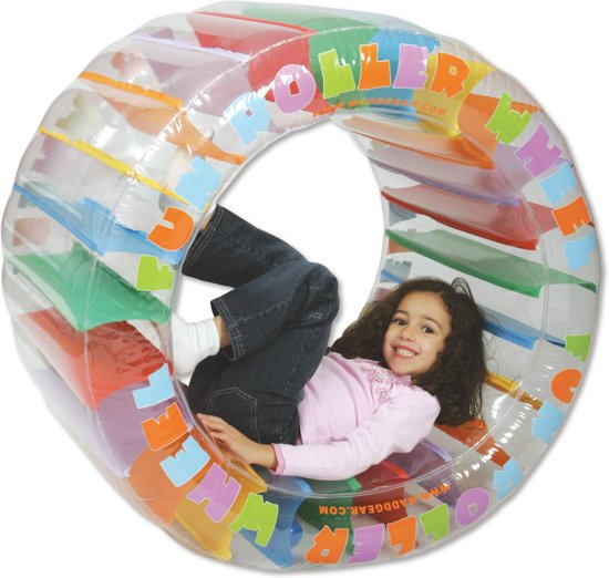 ThumbsUp! Roller Wheel - Opblaasband - Multicolor