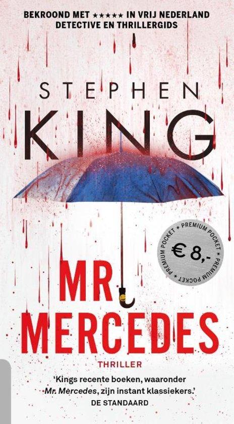 Boek cover Mr. Mercedes van Stephen King (Paperback)