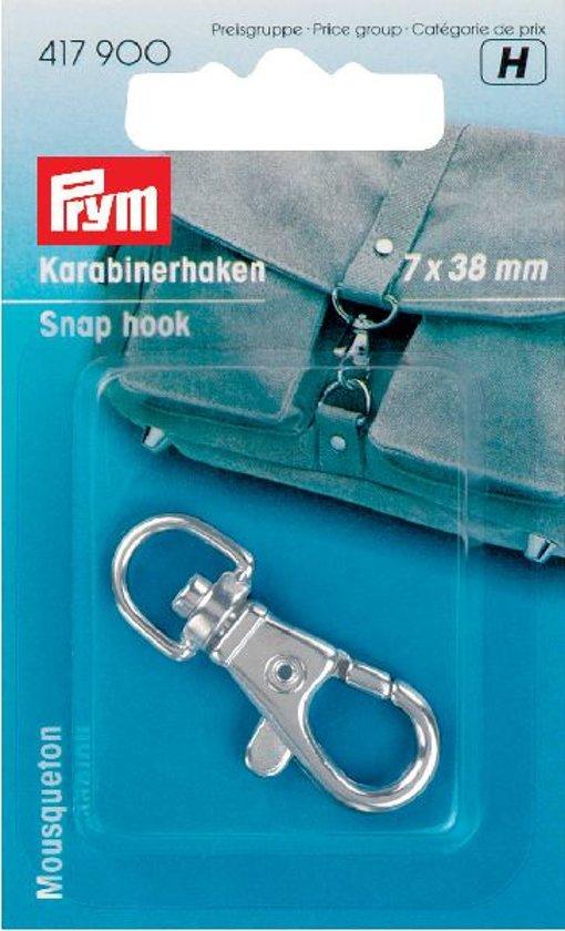 Prym Karabijnhaak 7/38mm
