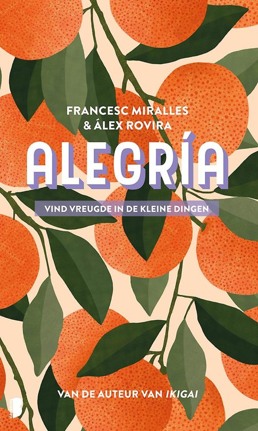 Boek cover Alegria van Francesc Miralles (Hardcover)