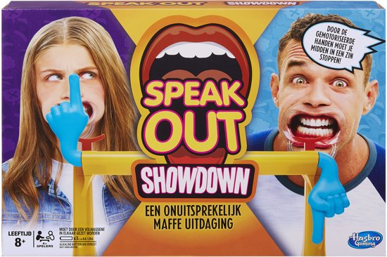 Speak Out Showdown - Partyspel