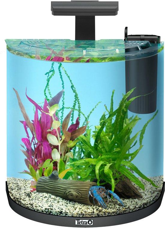 tetra aqua art explorer line aquarium 35x35x25 cm 30l zwart. Black Bedroom Furniture Sets. Home Design Ideas