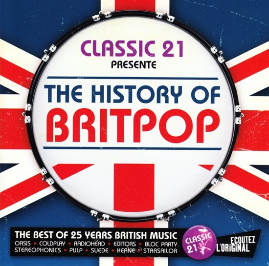Classic 21 - 25 Years Of Britp