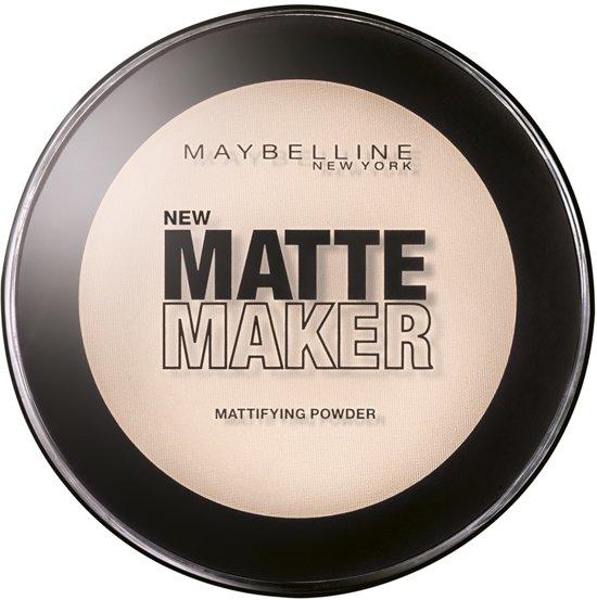 Maybelline Matte Maker - 20 Nude Beige - Poeder