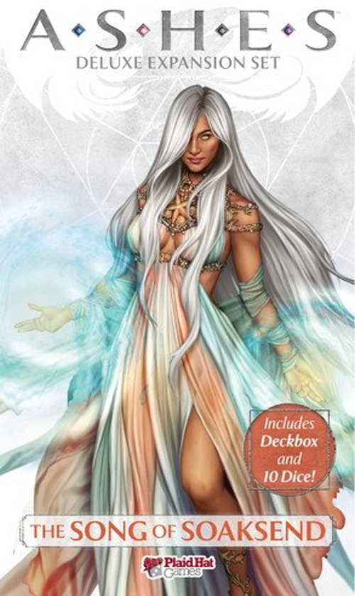 Afbeelding van het spel Ashes: The Song of Soaksend Deluxe Expansion