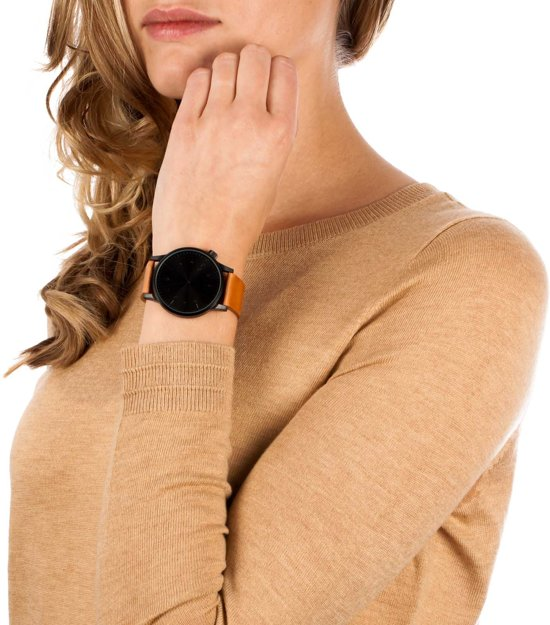 Komono Winston Regal Cognac Horloge