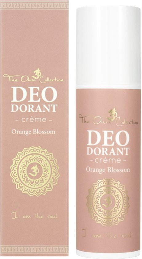 Ohm Deo Dorant Creme (50ml - The Ohm Collection) - Orange Blossom