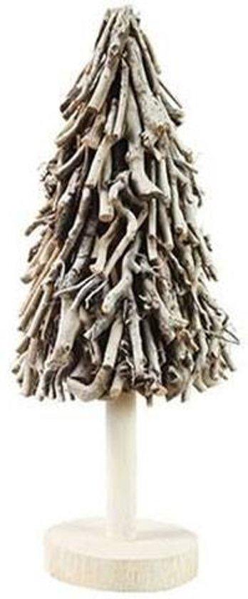 Bol Com Sweet Living Kerstboom Sidell Wit O30xh70 Cm