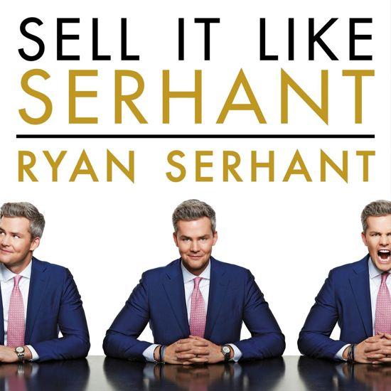 Boek cover Sell It Like Serhant van Ryan Serhant (Onbekend)