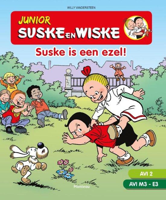 Junior Suske en Wiske  - Suske is een ezel! (M3/E3)