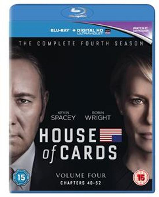 House Of Cards - S1-3 Usa