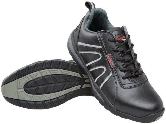 Werkschoenen Sportief.Bol Com Slipbuster Sportieve Werkschoenen Zwart Maat 42