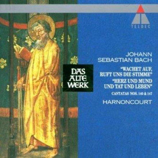 Cantatas nos.140&147 Bach