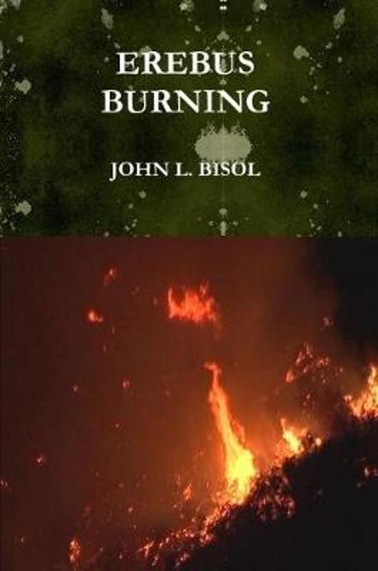 EREBUS BURNING