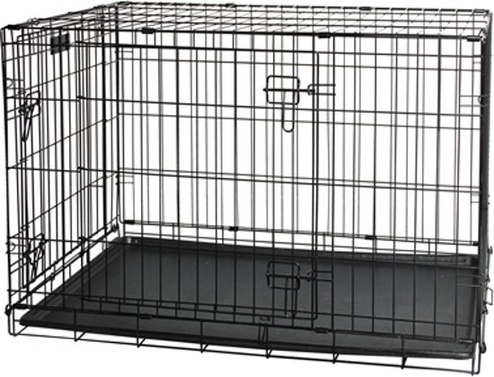 Classic Wire Crate - 122x76x84cm