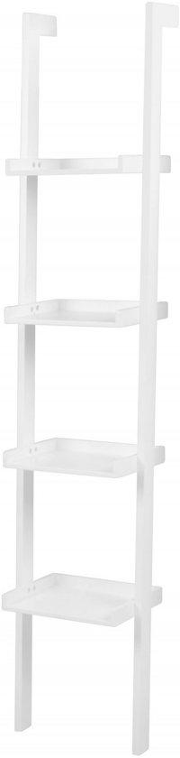 artichok boekenkast ladder noah smal wit
