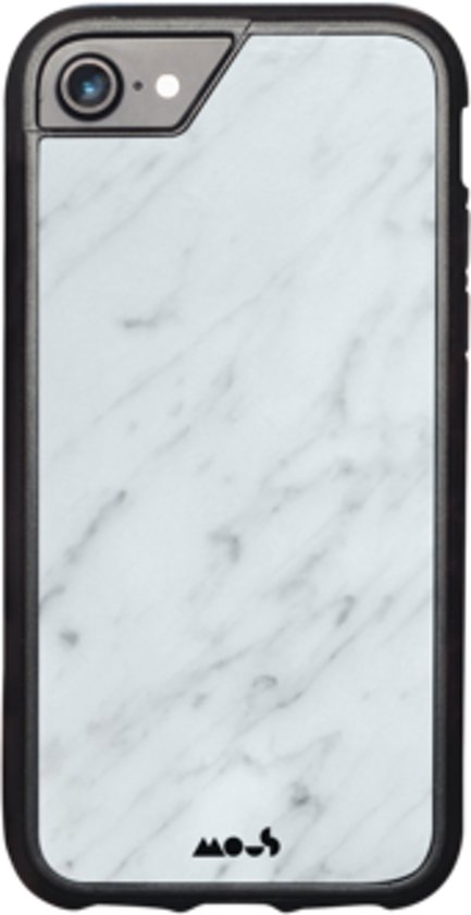 half off 076fc 1d003 Mous Limitless Case 1.0 - White Marble + Wall Mount (iPhone 6 / 7 / 8)