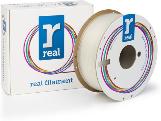 REAL Filament PLA ongekleurd 1.75mm (1kg)