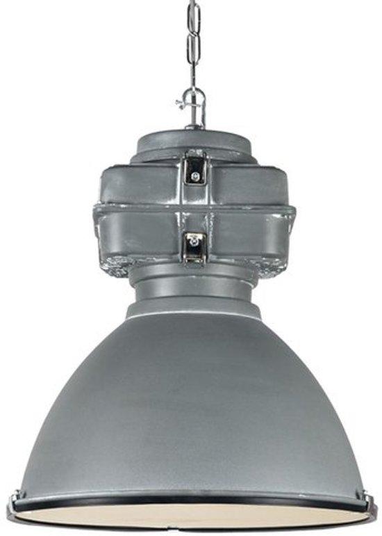 LABEL51 - Hanglamp Heavy Duty - Zink - 48x48x55 cm