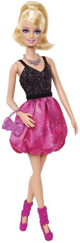 Barbie Fashionistas Glam Party - Barbie pop
