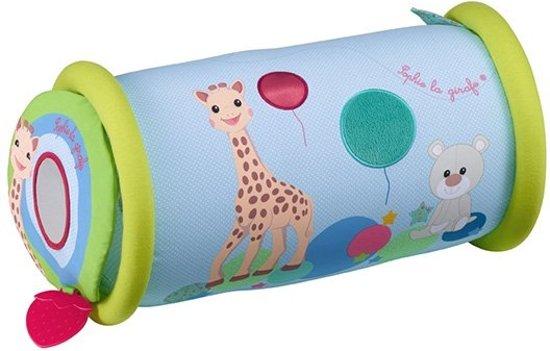 Sophie de giraf speelrol