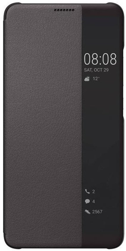Huawei Mate 10 Pro View Cover Gray
