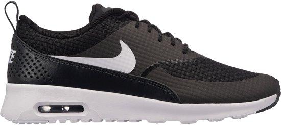 the latest 30fc2 b7d00 Nike Air Max Thea Sneakers Dames - zwartwitgrijs