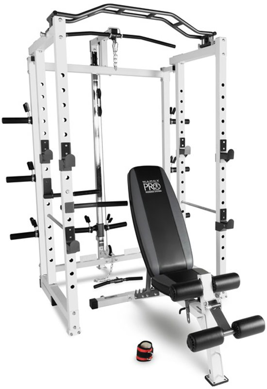 Marcy Pro Deluxe Folding Cage SM-4231