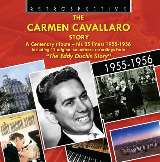 The Carmen Cavallaro Story - A Ce