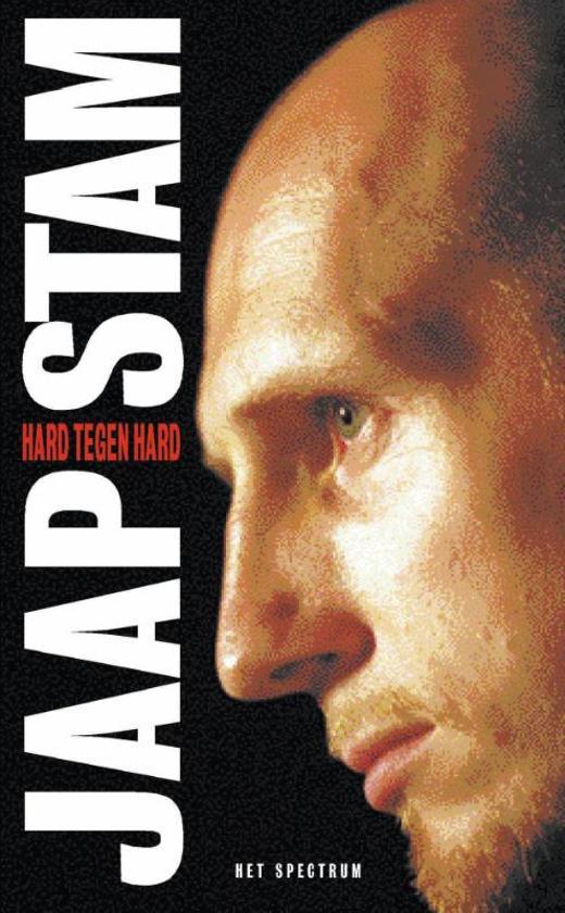 Cover van het boek 'Hard tegen hard' van Jaap Stam