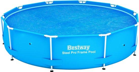 Bestway Solar Afdekzeil Steel Pro 305 Cm