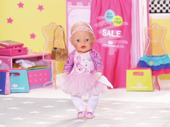 BABY born® Ballerina Set - Poppenkleding