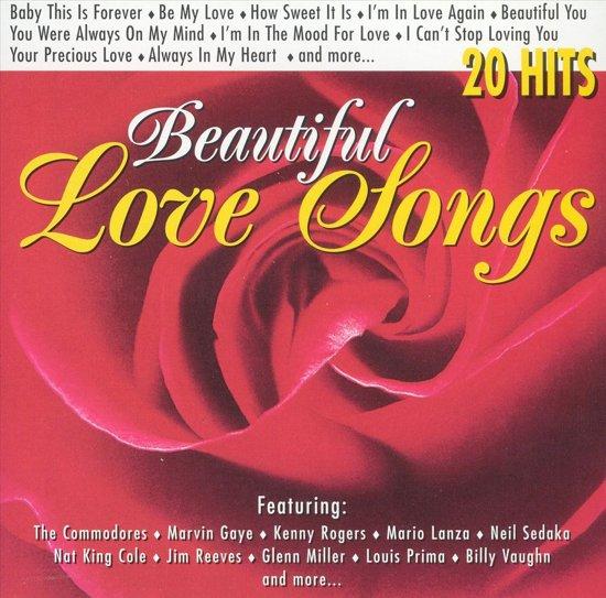 Bolcom Beautiful Love Songs Cd Album Muziek