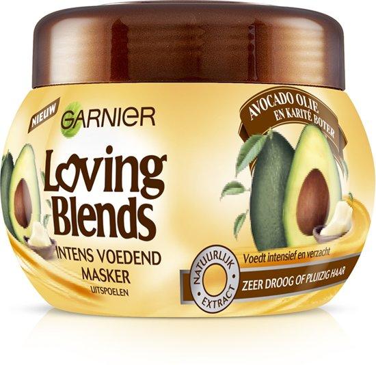 Garnier Loving Blends Avocado Karité Masker - 300ml - Masker