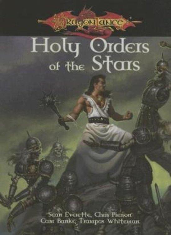 Afbeelding van het spel DragonLance - Holy Orders of the Stars