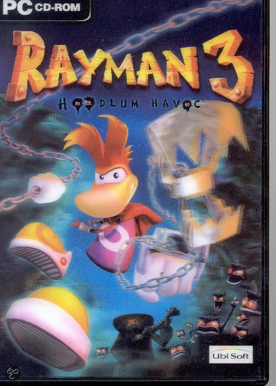 Rayman 3 - Hoodlum Havoc - Windows