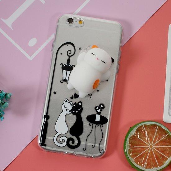 Iphone 6 Cat Hoesje