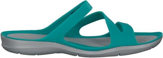 Crocos D'eau Rapides Sandale Femmes Sandales De Marche - Taille 36/37 - Femmes - Bleu / Gris GxPu3QWT