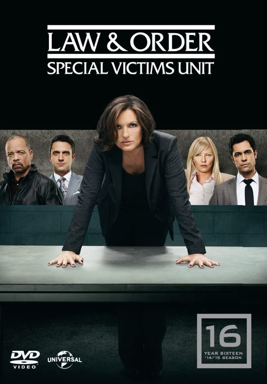 Law & Order: Special Victims Unit - Seizoen 16