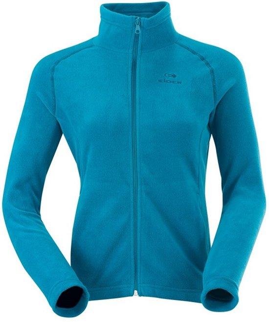 Eider Cotopaxi Jacket Women - dames - fleecevest - blauw - maat 44